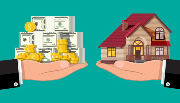 Người mua cần phân biệt rõ ràng 2 khái niệm tiền đặt cọc và tiền trả trước. Ảnh minh họa: Internet